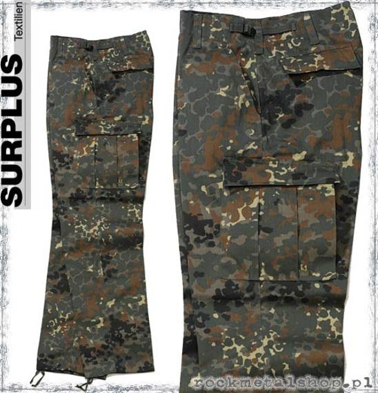spodnie bojówki RANGER TROUSER - BW TARM