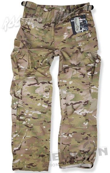 spodnie bojówki SFU NYCO TWILL CAMOGROM
