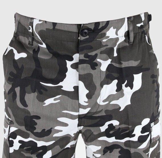 spodnie bojówki US FELDHOSE TYP BDU URBAN
