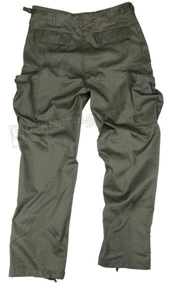 spodnie bojówki US RANGER HOSE TYP BDU OLIVE