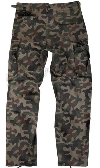 spodnie bojówki US RANGER HOSE TYP BDU POLN.TARN
