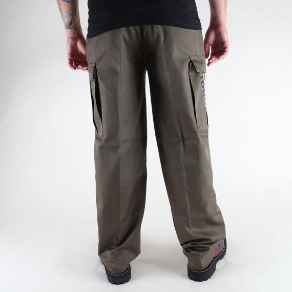 spodnie bojówki US RANGER HOSE olive