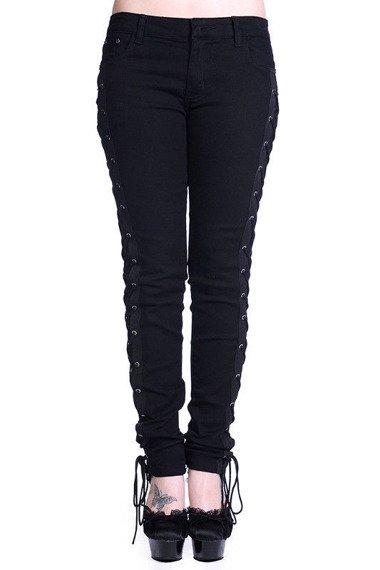 spodnie damskie BANNED