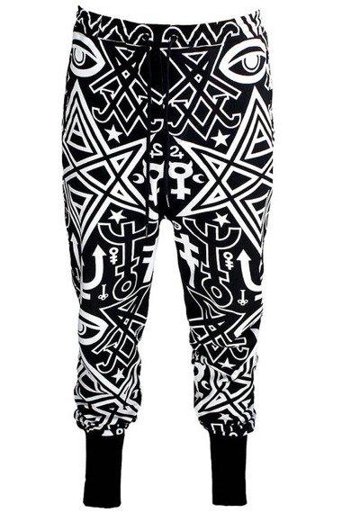 spodnie dresowe KILL STAR - THELEMA