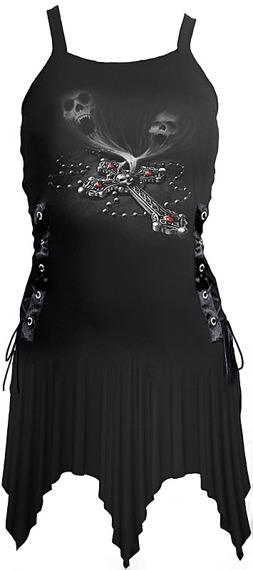 sukienka EXORCISED czarna