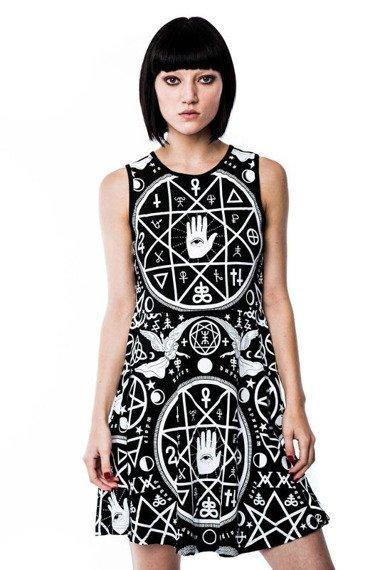 sukienka KILL STAR - CULT