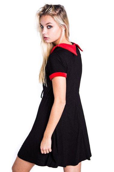 sukienka KILL STAR - DOOM RED