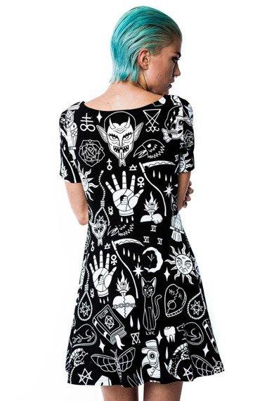 sukienka KILL STAR - WICKED