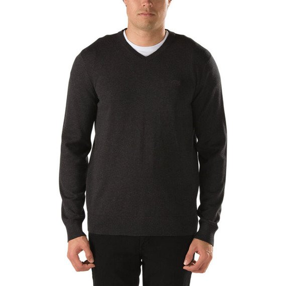 sweter VANS - WHITMORE BLACK HEATHER