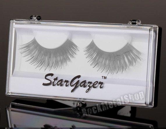 sztuczne rzęsy STARGAZER - BLACK & BLACK FOIL (#13)
