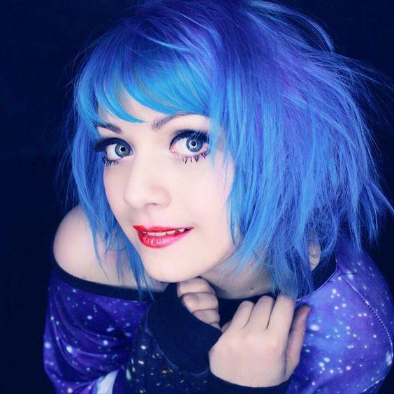 toner do włosów MANIC PANIC - BAD BOY BLUE