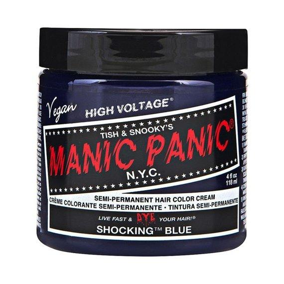 toner do włosów MANIC PANIC - SHOCKING BLUE