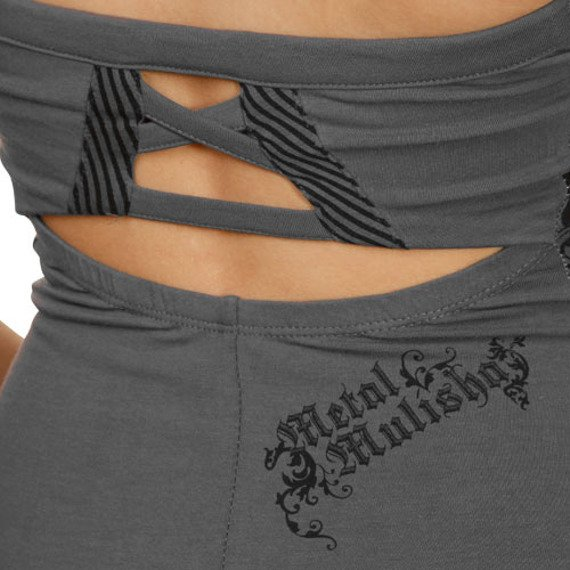 top damski METAL MULISHA - PIPER HALTER