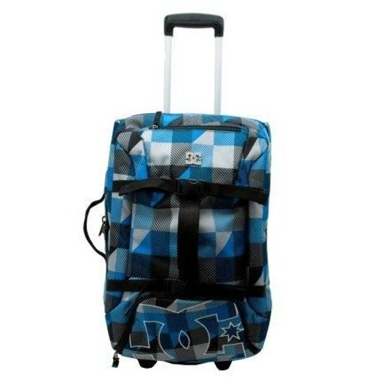 torba DC Reality Rolling Carry On Bag (SWEDE BLUE) '09