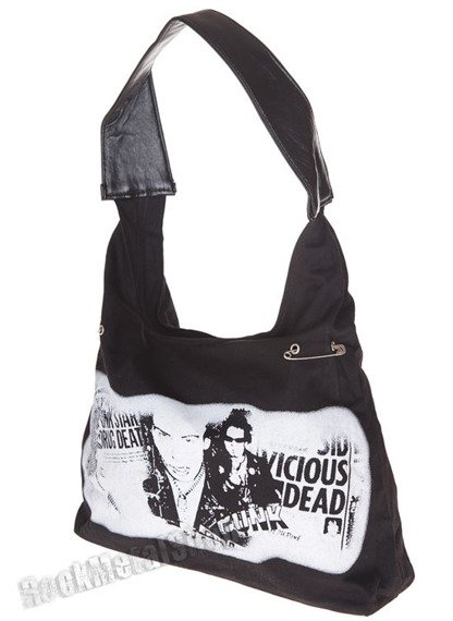 torba DEAD THREADS - SID VICIOUS
