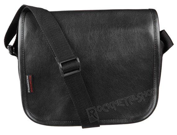 torba na ramię BLACK + skóra ekologiczna, mała