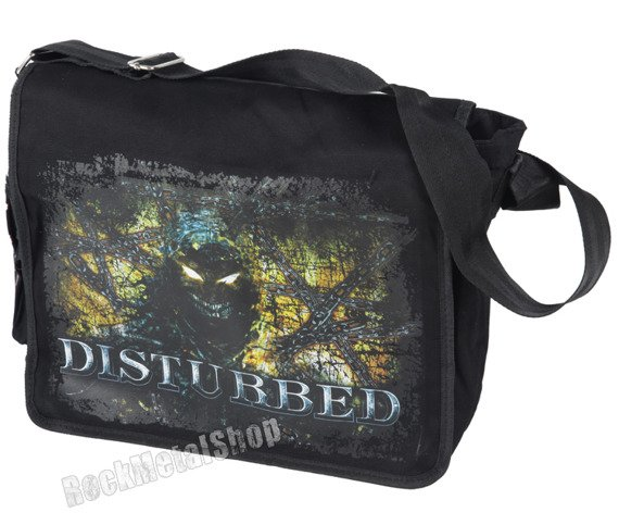 torba na ramię DISTURBED - INDESTRUCTIBLE CHAIN