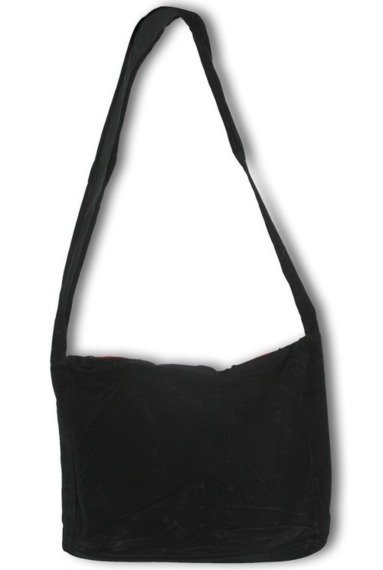 torba na ramię GOTYCKA BLACK BORDO