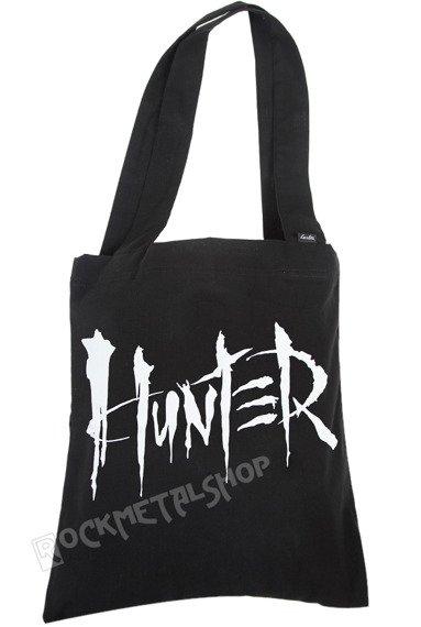 torba na ramię HUNTER - LOGO