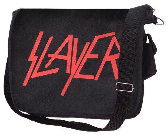 torba na ramię SLAYER - LOGO RED