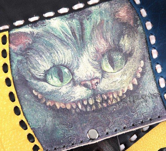 torba skórzana CHESHIRE CAT