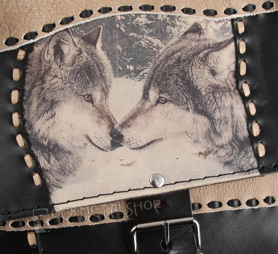 torba skórzana WILD LOVERS