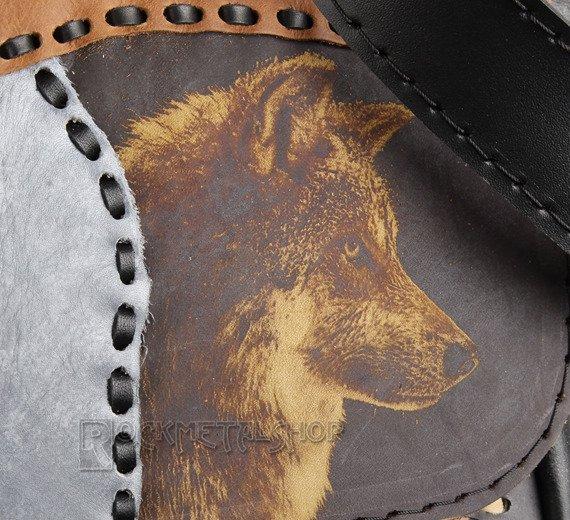 torba skórzana WOLF