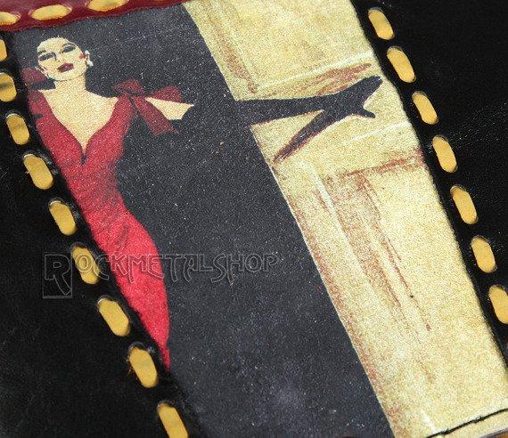 torba skórzana WOMEN IN RED
