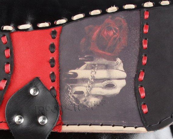 torebka skórzana mała ROSE
