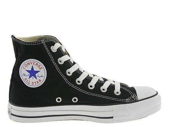 trampki  CONVERSE - CHUCK TAYLOR ALL STAR (BLACK)