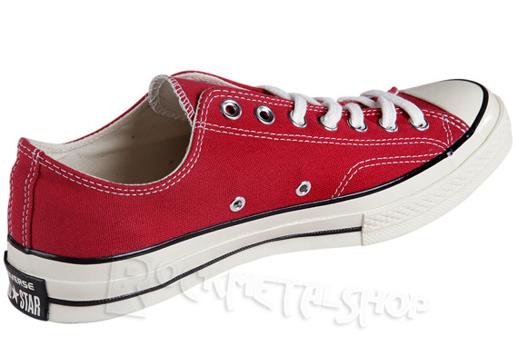 trampki CONVERSE - CHUCK TAYLOR ALL STAR CT 70 OX CRIMSON