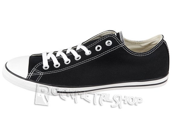 trampki CONVERSE - CHUCK TAYLOR ALL STAR CT LEAN OX BLACK