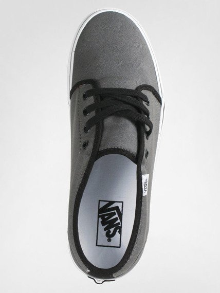 trampki VANS  - 106 VULCANIZED (PEWTER/BLACK)