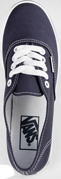 trampki damskie VANS  - AUTHENTIC LO PRO (NAVY/TRUE WHITE)