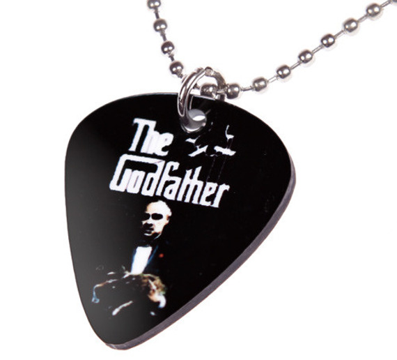 wisior kostka gitarowa THE GODFATHER