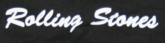 workshirt ROLLING STONES - LOGO