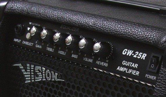 wzmacniacz gitarowy 28W - VISION REVERB GW25R