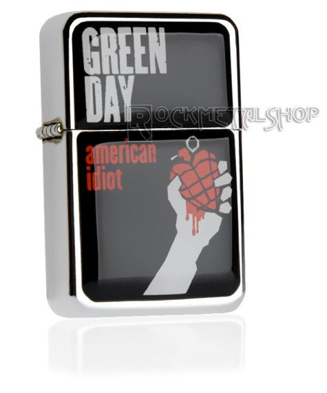 zapalniczka GREEN DAY - AMERICAN IDIOT