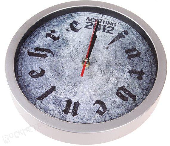 zegar ścienny FARBEN LEHRE - ACHTUNG 2012