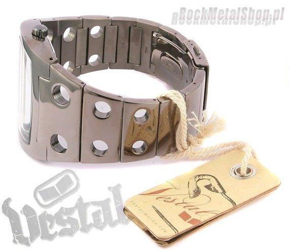 zegarek DESTROYER - GUN, POLISHED GUN firma VESTAL (DES014)