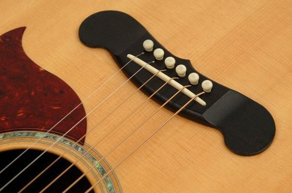 zestaw kołeczków do gitary akustycznej PLANET WAVES PWPS11