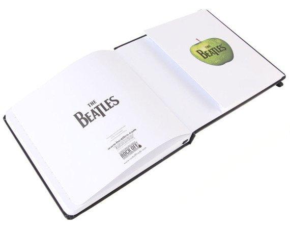 zeszyt THE BEATLES - APPLE