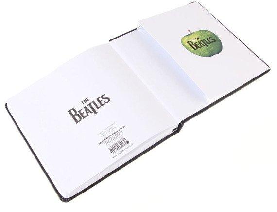 zeszyt THE BEATLES - LET IT BE