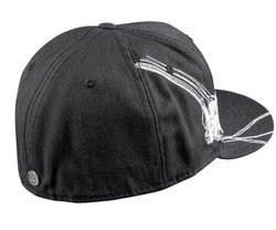 czapka LINKIN PARK - BLACK FLATBILL EMBR.EMBOS ART