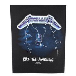 ekran METALLICA - RIDE THE LIGHTNING