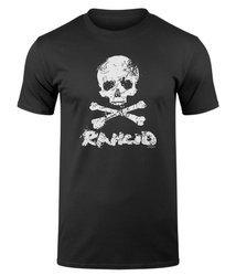 koszulka  RANCID - D SKULL