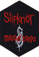 naszywka SLIPKNOT - MAGGOT CORPS