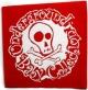 naszywka UNDERGROUND BABY COLLECTION (red)