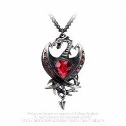 wisior DIAMOND HEART