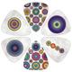 zestaw kostek PERRI'S CIRCLES LP-PL21 (6 szt)